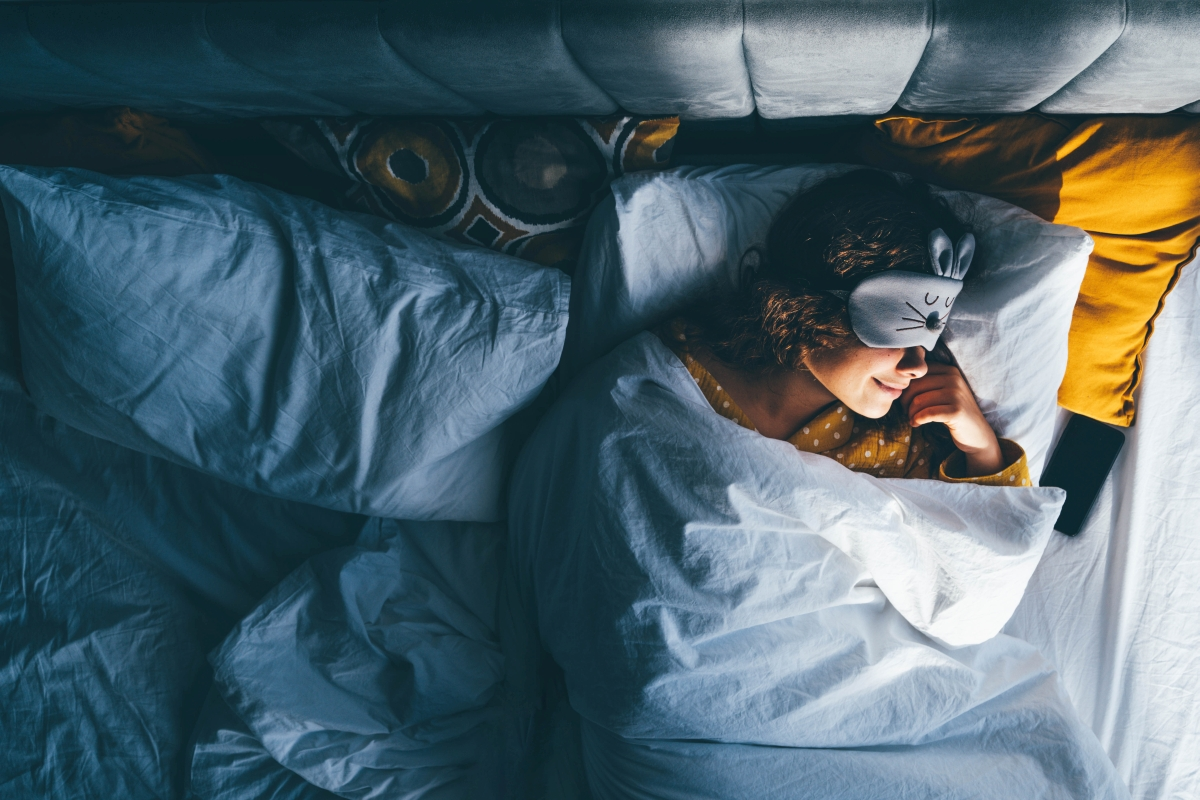 Naturalne suplementy wspomagające sen